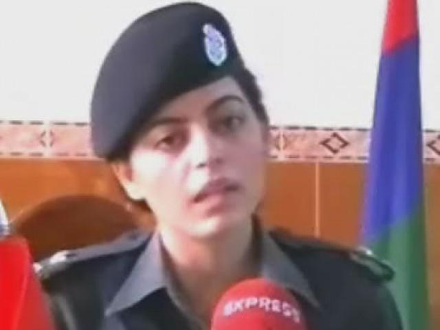 Erum Awan - First Women ASP in Sindh Police