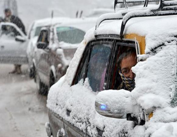 Extreme Winter in Pakistan