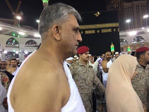 Gen. Qamar Bajwa Performing Umrah