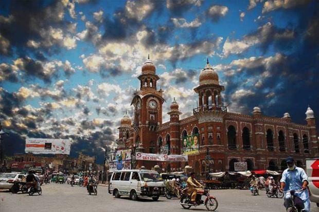 Ghanta Ghar, Multan, Pakistan