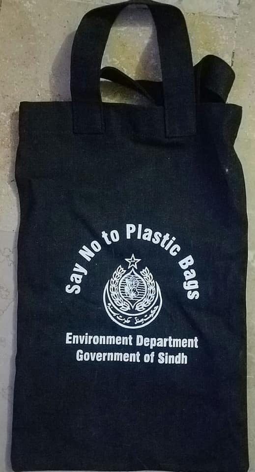Government Of Sindh Introducing Clothing Bags To Replace Plastic Bags