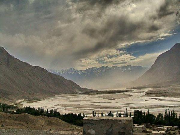 Heavenly beautiful Shigar Gilgit Baltistan, Pakistan