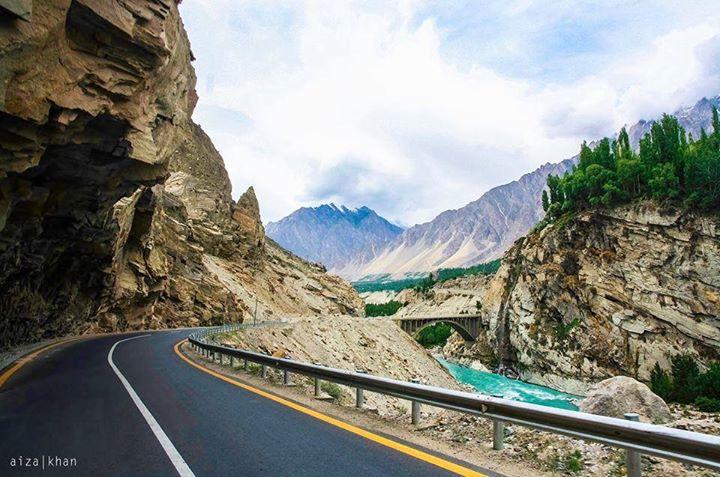 Hunza Road, Gilgit-Baltistan
