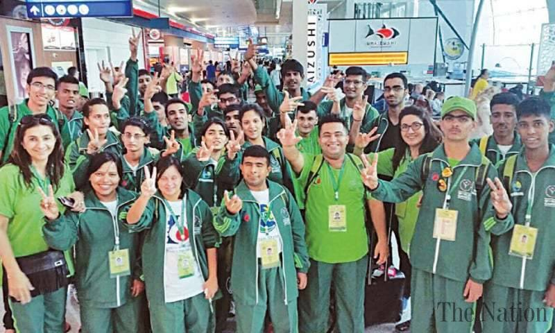 ICCI honors Pakistan's Special Olympics squad for winning 35 medals