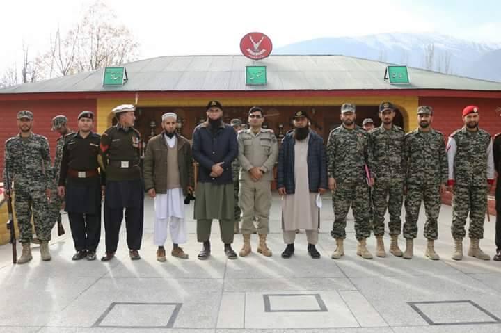 Junaid Jamshed At Raiwind Tableeghi Markaz