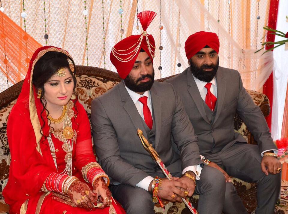 Maj Hercharn Singh, First Sikh Officer Of Pakistan Army Got Married