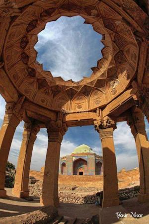 Makli, Thatta, Pakistan
