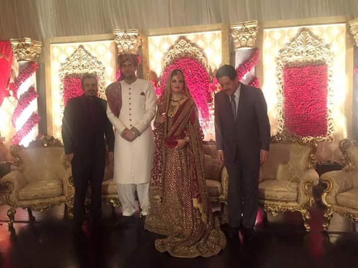 Marriage Photos of Mahnoor Safdar Daughter Of Maryam Nawaz