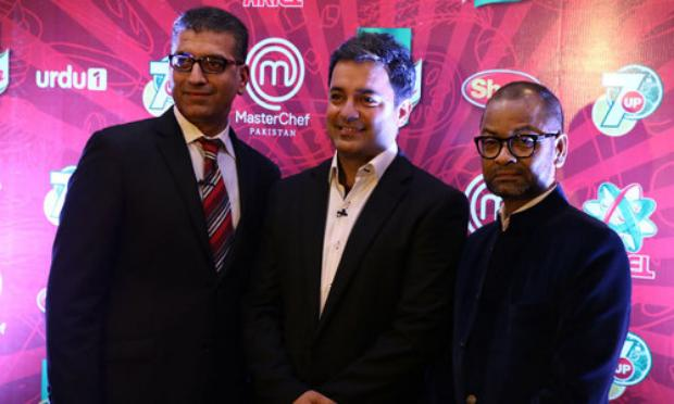 Masterchef Pakistan Judges