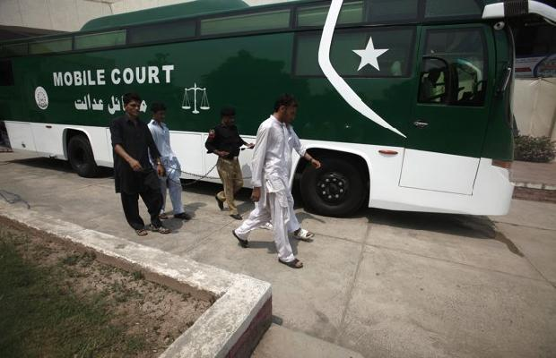 Mobile Court of Pakistan