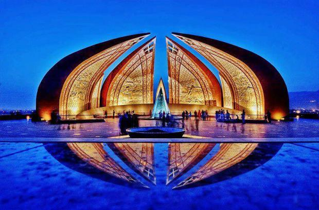 National Monument, Islamabad. Pakistan
