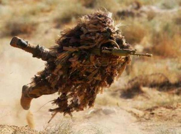 Owsum Shot of Sniper - Pak Army