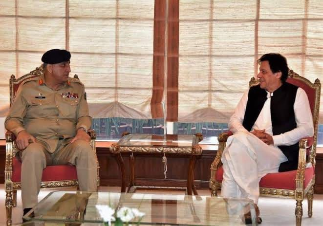 PM Imran Khan Approved An Extension In COAS General Qamar Javed Bajwa's Tenure For Next Three Years