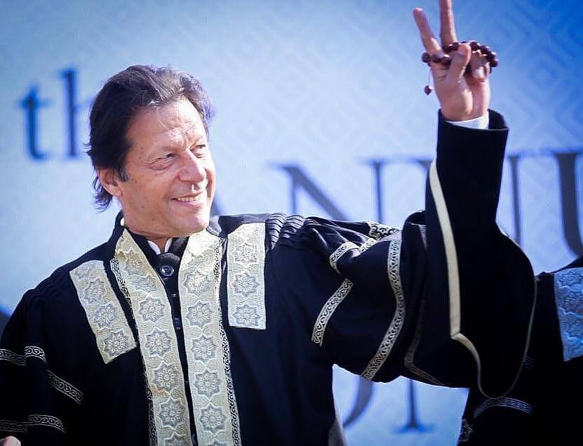 PM Imran Khan At 6th NAMAL College Convocation In Mianwali