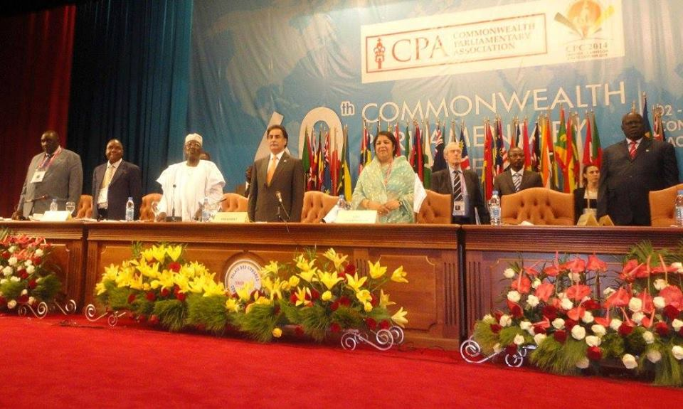 Pakistan To Host Commonwealth Session Next Year