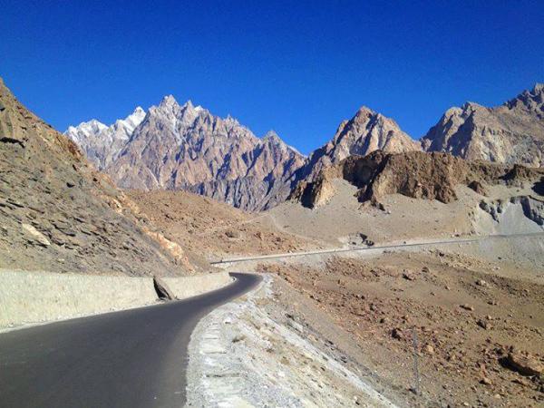 Passu, Hunza, Pakistan