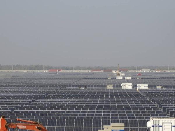 Quaid-e-Azam Solar Park Bahawalpur