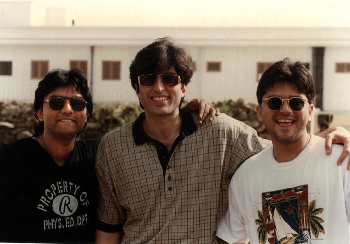 Sajjad Ali, Junaid Jamshed & Ali Haider Old Memories
