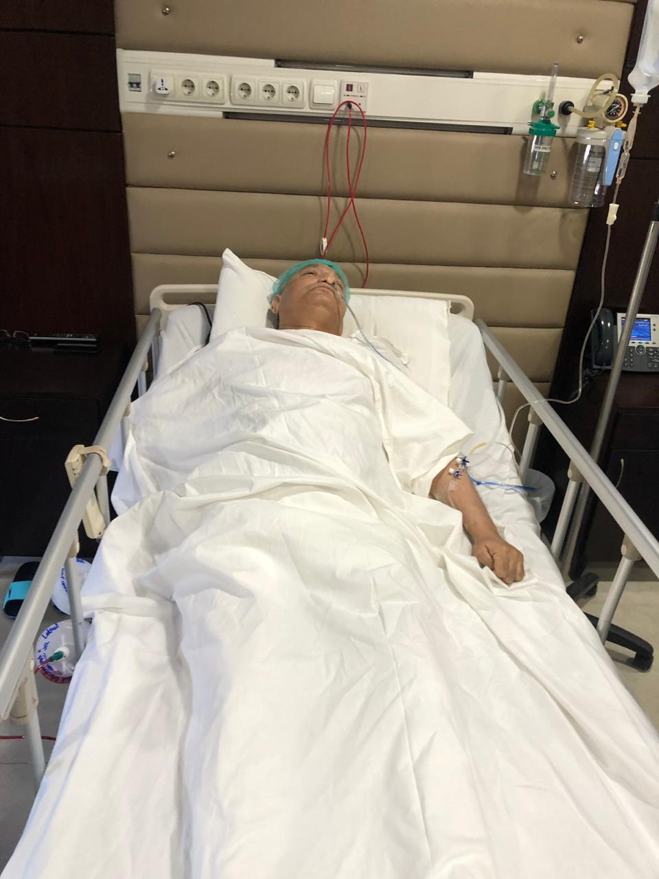 Senior PMLN's Leader Mushahidullah Khan Admitted In Hospital