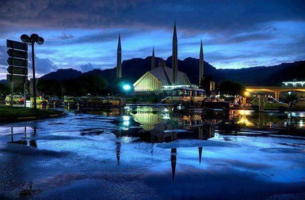 Shah Faisal Masjid, Islamabaad ♥ Pakistan ♥