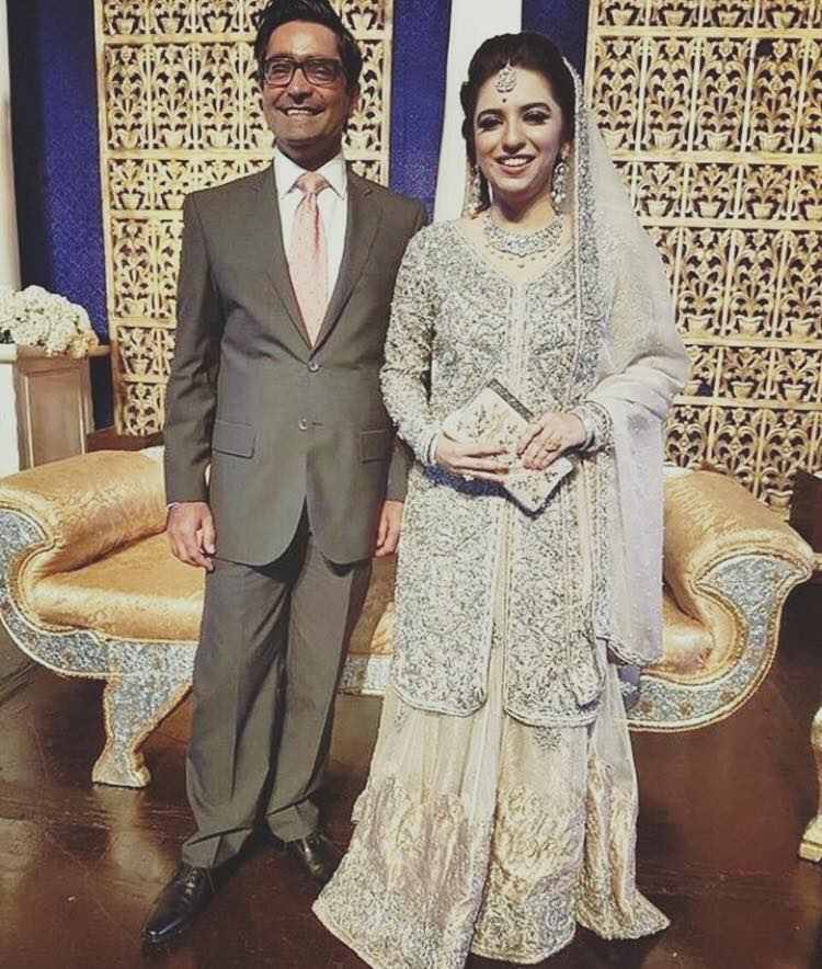 TV News Anchor Maria Memon Got Married To CSS Topper Umar Riaz