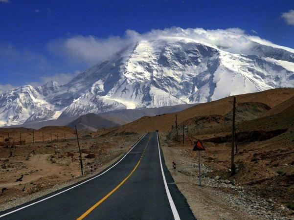 The Silk Route & Karakorum Highway, Pakistan