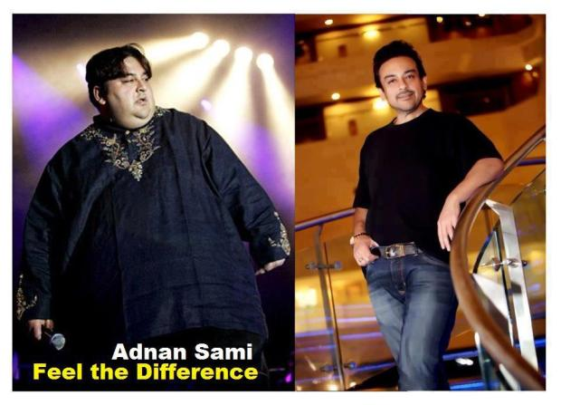 Adnan Sami Khan - Feel The Difference
