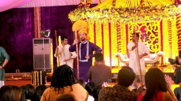 Atif Aslam Dance Performance at Mehndi Ceremony
