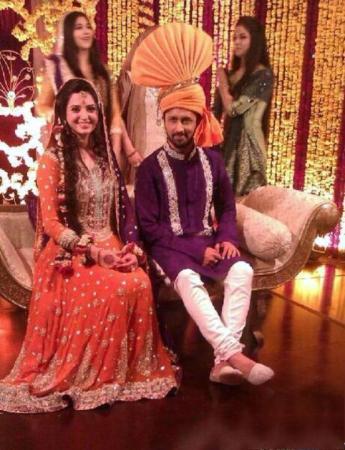 People Atif Aslam and Sara Bharwana Mehndi Event 2098 - Atif aslam wedding pictuers