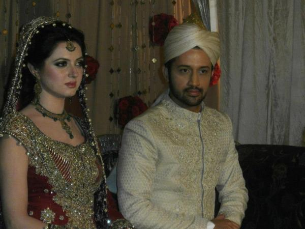 People Atif Aslam and Sara Bharwana Weddding Baraat Pictures 2113 - Atif aslam wedding pictuers