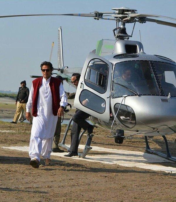 Chairman PTI Imran Khan