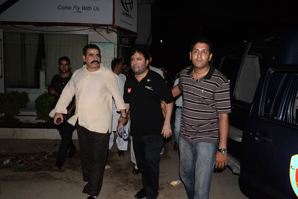 FIA Arrested The CEO Of Axact