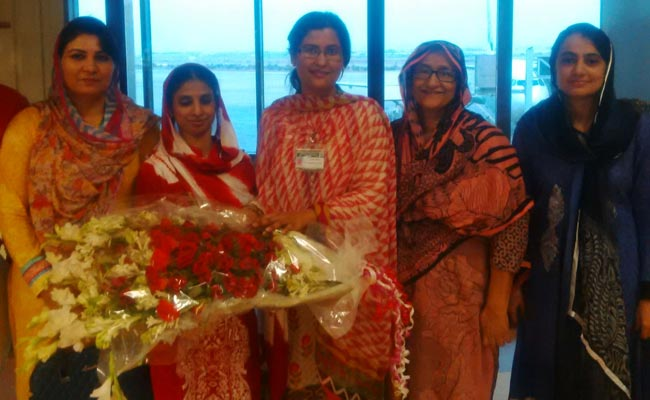 Geeta, Stuck in Pakistan for Over 10 Years, Arrives in Delhi