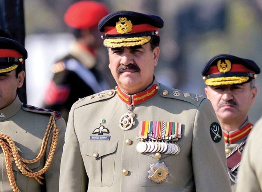 General Raheel Sharif Turns 59 Today