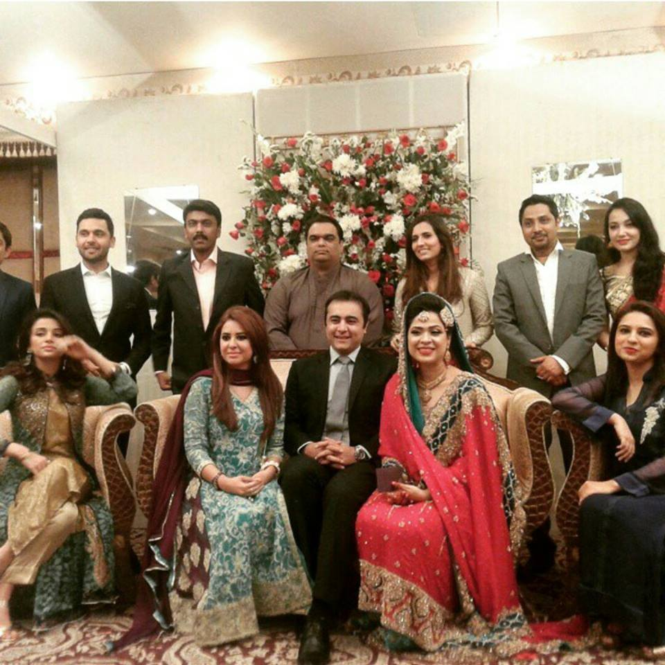 Geo News Sports Bulleiten Anchor Fatima Saleem Got Married