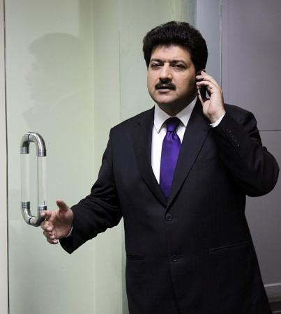 Hamid Mir - Famous Pakistani Journalist