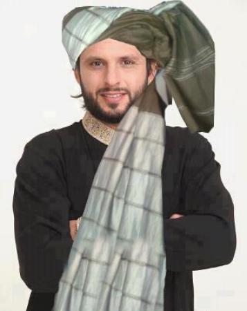 LaLa Shahid Afridi