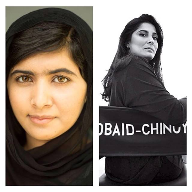 Malala Yousufzai And Sharmeen Obaid In The List Of New York Time