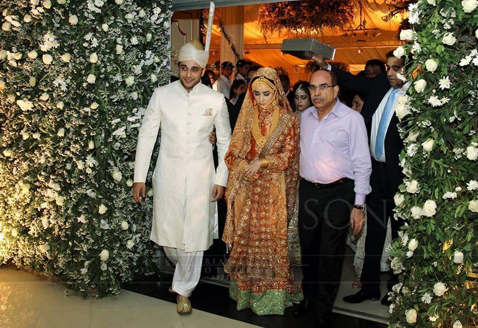 Malik Riaz's Family Wedding