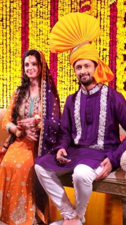 People Mehndi ceremony of Atif Aslam and Sara Bharwana 2095 - Atif aslam wedding pictuers