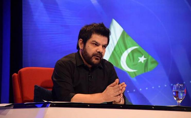 Mubashir Luqman Started Show Meri Jang On Bol TV