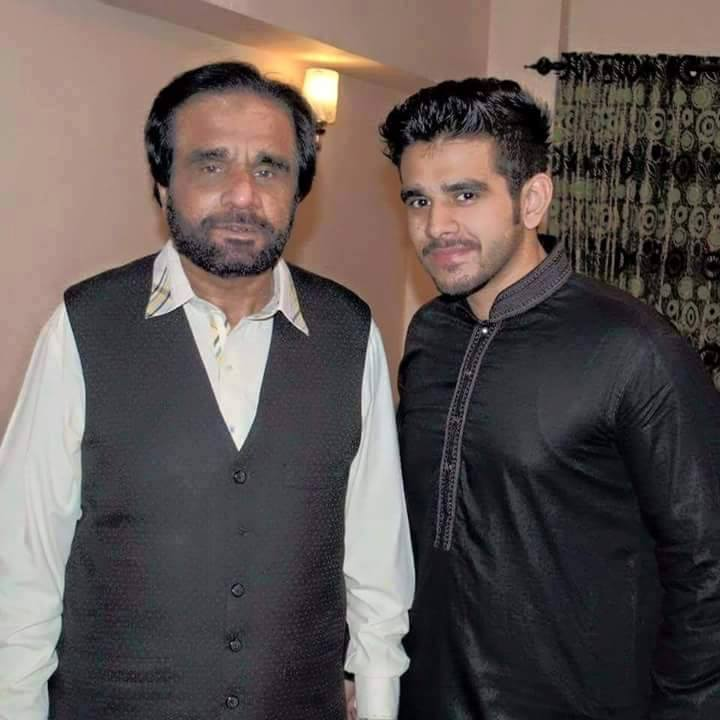 Naat Khawan Alhaaj Son Died