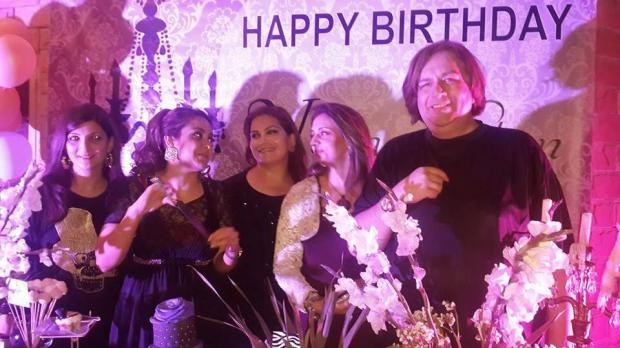 Nadia khan Birthday Party