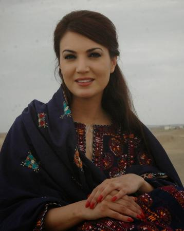 Reham Khan - A Famous Pakistani TV Anchors