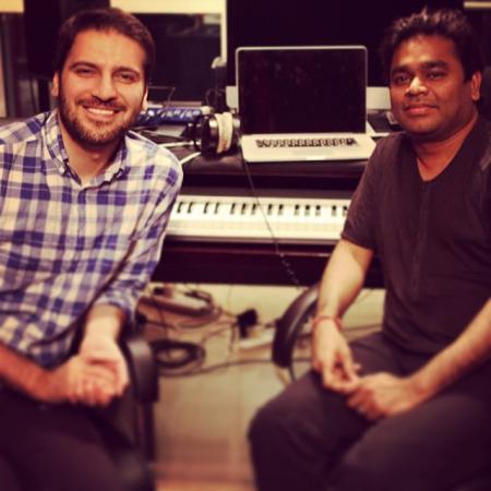 Sami Yusuf With A.R Rahman