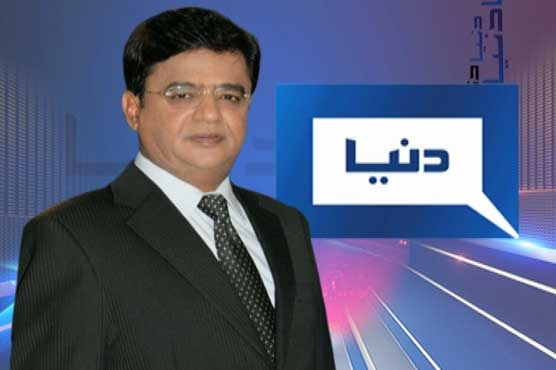 Senior Journalist Kamran Khan Joins Dunya News