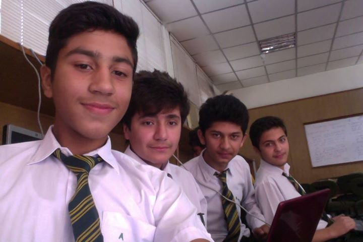 Students Of Peshawar Army School