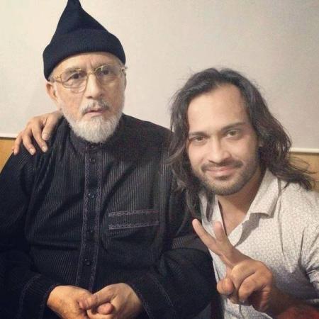 Waqar Zaka With Dr. Tahir Ul Qadri