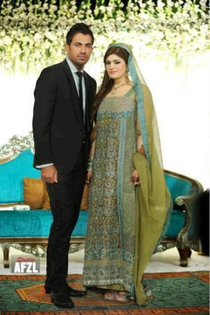 wishing a very happy married life to wahab riaz amp his wife