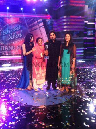 Zamad Baig Won First Pakistan Idol Title